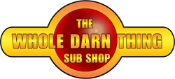 The Whole Darn Thing Sub Shop